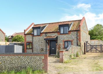 Thumbnail 2 bedroom barn conversion for sale in Coast Road, Salthouse, Holt