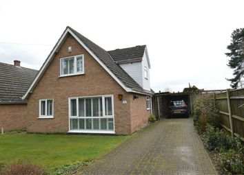 Thumbnail 3 bed property for sale in Grove Way, Newton Flotman, Norwich