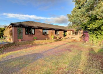 Thumbnail 4 bed detached bungalow for sale in Mile Road, Widdrington, Morpeth