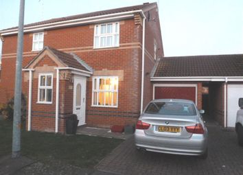 Thumbnail 2 bedroom semi-detached house for sale in St Denis Close, Dovercourt, Harwich