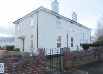 Thumbnail 1 bed flat to rent in Stanhope Road, Plymouth
