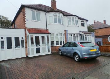 Thumbnail Semi-detached house for sale in Elizabeth Road, Sutton Coldfield