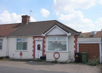 Thumbnail 2 bed semi-detached bungalow for sale in Broomhill Road, Brislington, Bristol