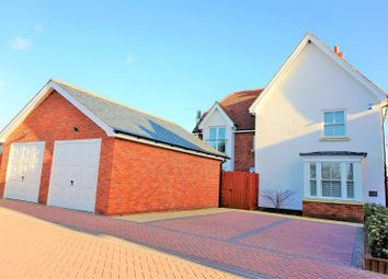 Thumbnail 6 bed detached house for sale in Lower Road, Colchester