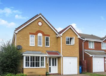4 bed detached house for sale in Jordayn Rise, Hadleigh, Ipswich IP7