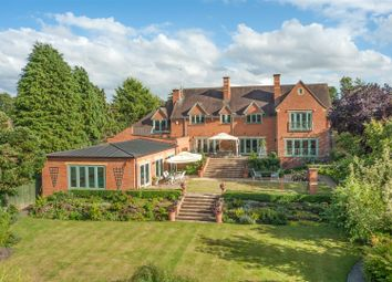 Thumbnail 5 bed detached house for sale in Alveston Lane, Alveston, Stratford-Upon-Avon, Warwickshire