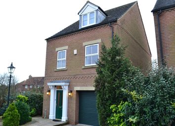 Thumbnail 3 bed detached house for sale in The Hedgerows, Cliffe, Selby