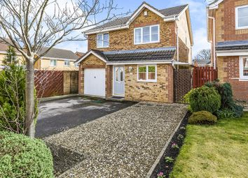 Thumbnail 3 bed detached house for sale in Snowdrop Way, Etherley Dene, Bishop Auckland