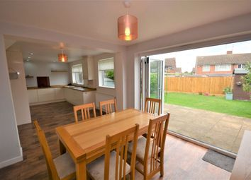 Thumbnail 3 bed semi-detached house for sale in Newton Road, Duston, Northampton