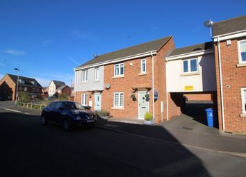 Thumbnail 3 bed semi-detached house for sale in Poundlock Avenue, Stoke-On-Trent