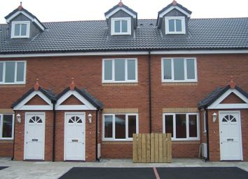 Thumbnail 3 bed town house to rent in Jubilee Mews, Bedlington
