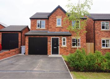 Thumbnail 4 bed detached house for sale in Lomas Close, Bollington