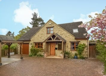 Thumbnail 4 bed detached house for sale in Common Road, North Leigh