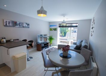Thumbnail 2 bed flat to rent in Portland View, St Paul's, Bristol