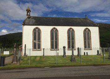 Thumbnail Land for sale in Lochcarron Church, Lochcarron, Strathcarron