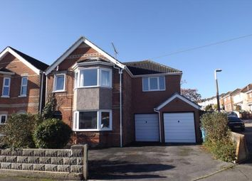Thumbnail 4 bed detached house for sale in Uppleby Road, Parkstone, Poole