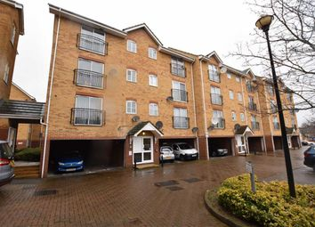 Thumbnail 2 bed flat for sale in Coal Court, Grays, Essex