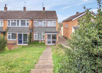 Thumbnail 3 bed end terrace house for sale in Ware Road, Hertford, Hertfordshire