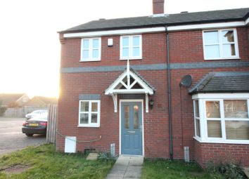 Thumbnail 2 bed end terrace house for sale in Claytons Fold, Gilberdyke, Brough
