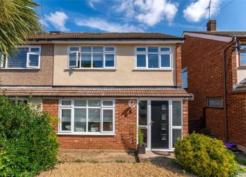 Newlands Close, Hutton, Brentwood, Essex CM13. 4 bed semi-detached house