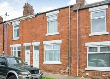 Thumbnail 2 bed terraced house for sale in Carville Terrace, Willington, Crook, Durham