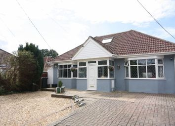Thumbnail 4 bed detached bungalow for sale in River Way, Christchurch