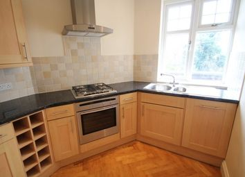 Thumbnail 2 bed flat to rent in Southborough Road, Bickley, Bromley