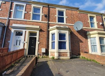Thumbnail 3 bed flat to rent in Brighton Grove, Arthurs Hill, Newcastle Upon Tyne