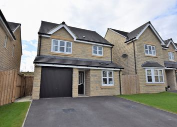 Thumbnail 3 bedroom detached house for sale in Warton Avenue, Lindley, Huddersfield, West Yorkshire