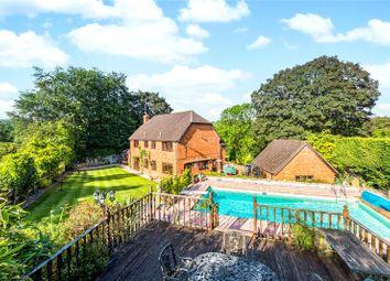 Thumbnail 4 bedroom detached house for sale in Solesbridge Lane, Chorleywood, Rickmansworth, Hertfordshire