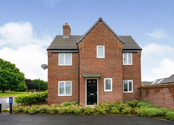 Thumbnail 3 bed semi-detached house for sale in Cartmell Drive, Leeds, West Yorkshire