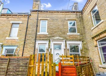 Thumbnail 4 bed terraced house for sale in Hermon Grove, Halifax, West Yorkshire