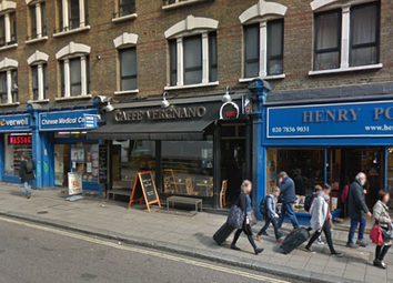 Thumbnail Retail premises to let in Charing Cross Road, London
