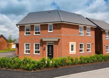 "Thumbnail 3 bed detached house for sale in ""Faringdon II"" at Kepple Lane, Garstang, Preston"