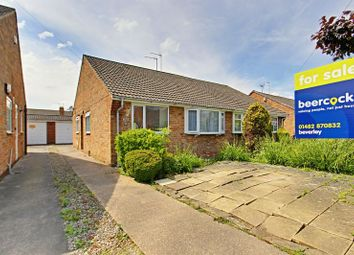 Thumbnail 2 bed semi-detached bungalow for sale in Oak Tree Drive, Beverley