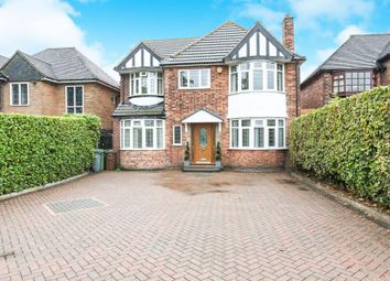 Thumbnail 5 bed detached house for sale in Water Orton Road, Castle Bromwich, Birmingham