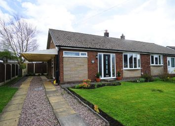 Thumbnail 2 bed semi-detached bungalow for sale in Longworth Avenue, Blackrod, Bolton