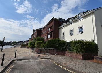 Thumbnail 2 bed flat for sale in Clipper Quay, St Leonards, Exeter