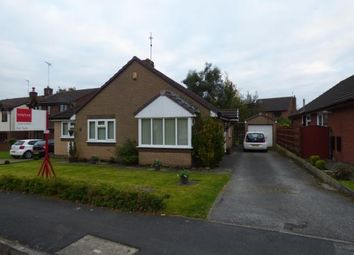 Thumbnail 3 bedroom bungalow for sale in The Whitfields, Macclesfield, Cheshire