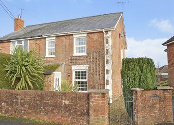 Thumbnail 2 bed semi-detached house for sale in Pinehurst Road, West Moors, Ferndown