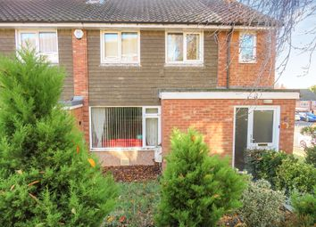Thumbnail 4 bed end terrace house for sale in Tristram Drive, Creech St. Michael, Taunton