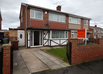 Thumbnail 3 bed terraced house to rent in Devonworth Place, Blyth