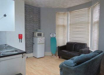 Thumbnail 1 bed flat to rent in Neville Street, Riverside, Cardiff
