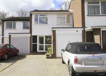 Thumbnail 3 bed terraced house for sale in Frays Close, West Drayton, Middlesex