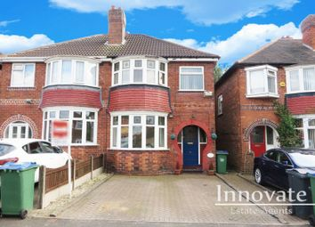 Thumbnail 4 bedroom semi-detached house for sale in Leahouse Road, Oldbury