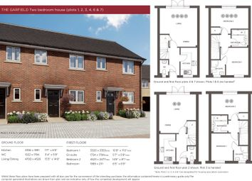 Thumbnail 2 bed terraced house for sale in Mollands Lane, South Ockendon, Essex