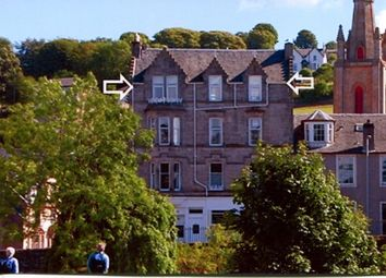 Thumbnail 2 bed flat for sale in 47 High Street, Rothesay, Isle Of Bute