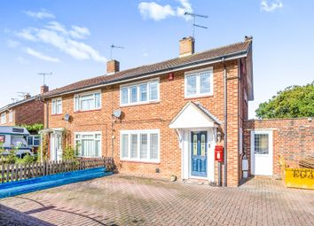Thumbnail Semi-detached house for sale in Ewhurst Road, Crawley