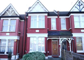 Thumbnail 3 bed terraced house to rent in Bowes Road, London