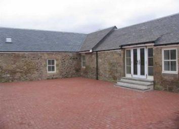 Thumbnail 3 bed bungalow for sale in Swinton Mill, Swinton, Berwickshire